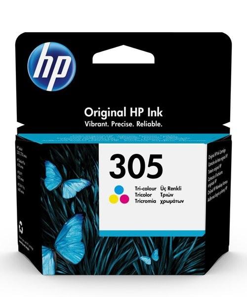 Tintenpatrone 305 farbig für Deskjet 2300, Deskjet Plus 2700