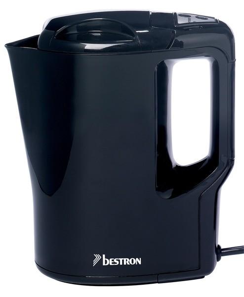 Wasserkocher in schwarz