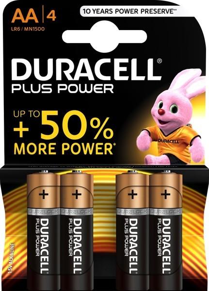 Batterie Mignon Plus Power AA