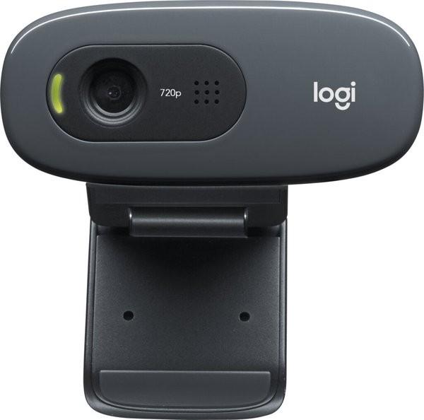 Webcam C270, schwarz, 1280x720, USB Anschluss, Kabellänge: 150cm