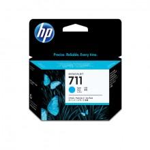 Tintenpatrone 711 cyan 3er Pack für DesignJet T520