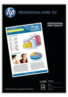 Laserpapier professional A4 120g weiß glänzend