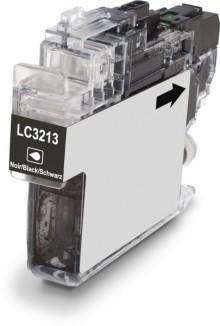 Tintenpatrone schwarz für Brother DCP J572DW/772DW/774DW #LC-3213BK