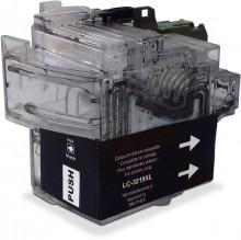 Tintenpatrone schwarz für Brother MFC J5330DW/5335DW/5730DW #LC3219BKXL