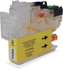 Tintenpatrone gelb für Brother MFC J5330DW/5335DW/5730DW #LC3219YXL