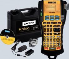 Etikettiergerät Rhino 5200, Kofferset