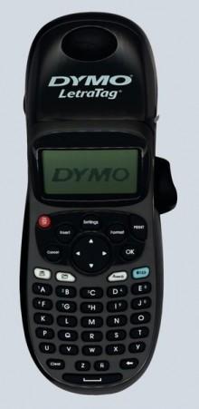 Beschriftungsgerät Letra Tag LT-100H schwarz für Letra Tag-Bänder