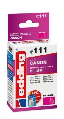 Edding Tinte 111 Canon CLI-8 magenta Ersetzt: Canon CLI-8M