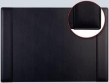 Güss Schreibunterlage 63x42cm Kunstleder schwarz # 12-13