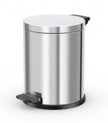Tret-Abfalleimer ProfiLine Solid Edelstahl, 14 Liter