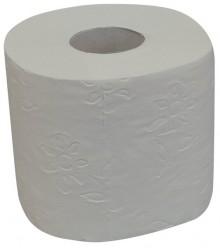 Toilettenpapier Katrin Plus 3-lg., 250 Blatt / Rolle, weiß