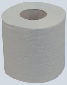 Toilettenpapier Katrin Classic eco 3-lg, 250 Blatt / Rolle, naturweiß