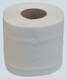 Toilettenpapier Katrin Basic 2-lg., 250 Blatt naturweiß