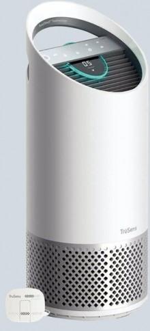 Luftreiniger mit SensorPod Luftqualitätsüberwachung