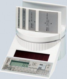 Solarbriefwaage MaultronicS porto 2000g weiss