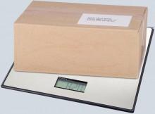 Paketwaage Maulglobal schwarz Tragkraft 25 kg