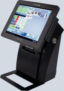 Kasse touch 200 TSE für Handel und Gastronomie, schwarz, Android 4.1,