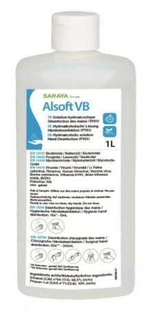 Haut- und Händedesinfektion für den Sensorspender ADS-500/1000