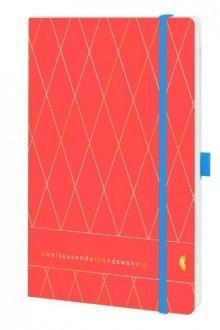 Chronobook Origin A5 1Woche/2Seiten, Vintage, Lux Coral, 2021