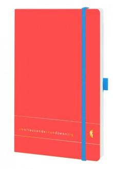 Chronobook Origin A5 1Woche/2Seiten, Elementary, Lux Coral, 2021