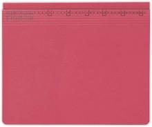 Hängehefter actus Serie C, mit einer Abheftvorrichtung, rot