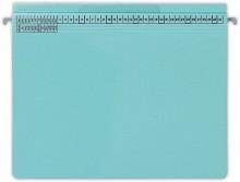 Hängehefter actus Serie D, mit Tasche und Rechtsheftung, hellblau