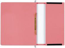 Hängehefter actus Serie D, mit Tasche und Rechtsheftung, pink