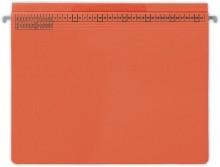 Hängehefter actus Serie D, mit Tasche und Rechtsheftung, orange