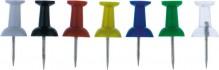 Pinwandnadel farbig sortiert 600 Stk