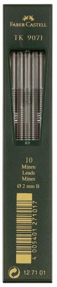 Fallmine 9071, 2 mm, HB, 10St