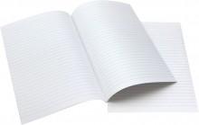 Kanzleibogen, Lin.21, 80g/qm, liniert, A3 auf A4 gefalzt