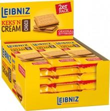 Keksn Cream Choco, 18 Portionen mit je 2 Doppelkeksen