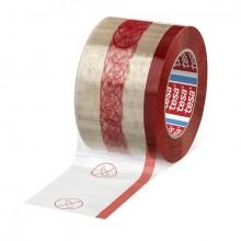 tesapack Fingerlift Verpackungs- klebeband 66m:50mm, transparent