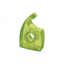 Handabroller Easy Cut ecoLogo, leer, grün, bis 33 x 19mm,