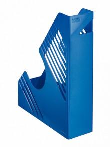 Zeitschriftenbox, blau, für ca. 700 Blatt, A4 und A4 Überformat,