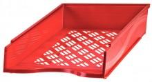 Briefkorb A4-C4, dunkelrot, Außenmaß: B255 x T65 x H370,
