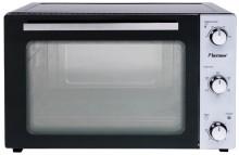 Grill-Backofen, 55l, 2000W, 60 min. Timer mit Endsignal, 6 Stufen