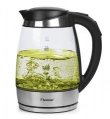 Digitaler Glaswasserkocher, 1,7L, 2200W, Multi-Colour, 5 Temperatur-