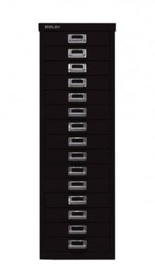 Schubladenschrank MultiDrawer Der Klassiker, schwarz