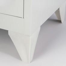 Polypropylenfüße für Garderobenschrank