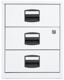 mobiler Beistellschrank PFA, 3 Univ