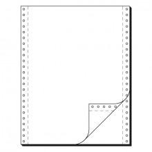 "Endlospapier 12"" x240mm, A4 hoch, 2-fach (je 52g), SD, blanko, LP"
