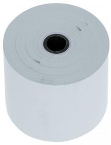 Büroring Thermorolle für Kassen, 12er Kern, 54 mm x 50 m (Ø 65 mm)