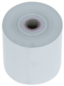Büroring Thermorolle für Kassen, 12er Kern, 62 mm x 50 m (Ø 65 mm)