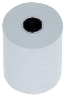 Büroring Thermorolle für Kassen, 12er Kern, 57 mm x 25 m (Ø 46 mm)