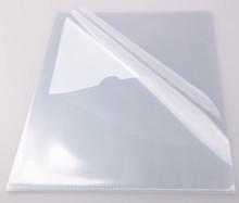 Aktenhüllen A4, glasklar, Sichtmappe 150my, PP-Folie