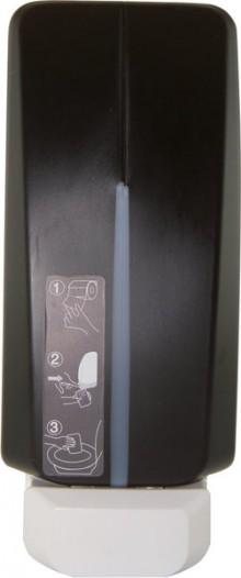 Büroring Wandhalterung für Toilettensitzdesinfektion weiss