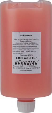 Seifencreme mild, für Tork-Groß- System, rosa, nur mit wiederverwend-