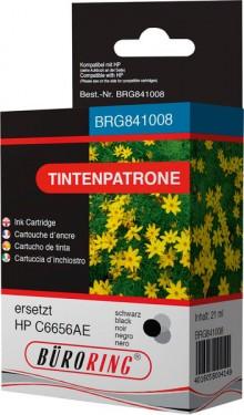 Tintenpatrone schwarz für HP Deskjet 450,5100,5550 Serie,