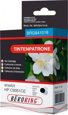 Tintenpatrone schwarz für HP Deskjet 3940,D2360,D2460,